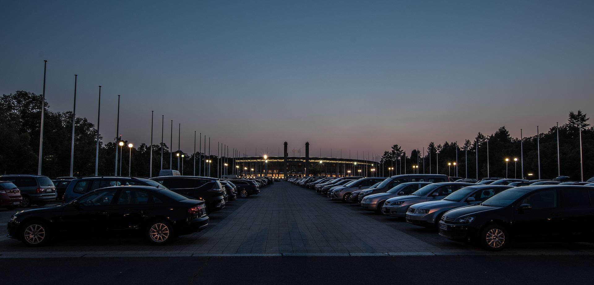 Valet Parking Schiphol parkeerplaats